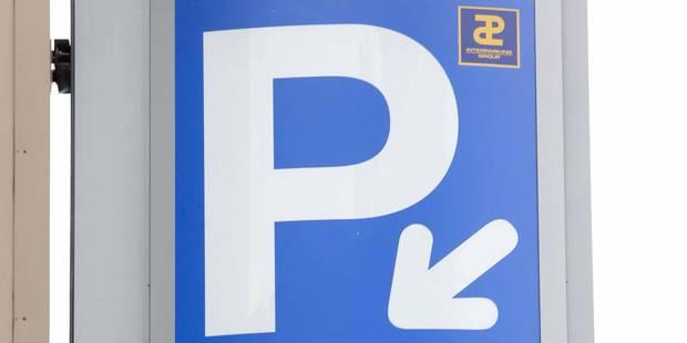 La Ville de bruxelles projette désormais un quatrième projet de parking à la rue des Brigittines - La DH