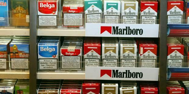 Le gouvernement fait cadeau de 80 millions aux cigarettiers - La DH