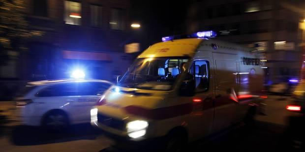 Une septuagénaire grièvement blessée à Leuze - La DH