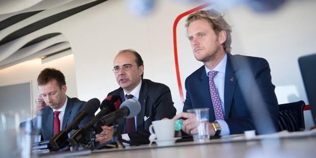 Brussels Airlines a enregistré une perte nette de 4,2 millions d'euros en 2014 - La DH