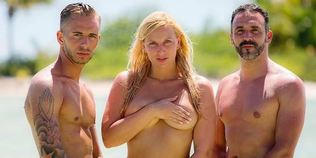 """Adam & Eve sur AB3: """"On a des capotes, au cas où..."""" - La DH"""