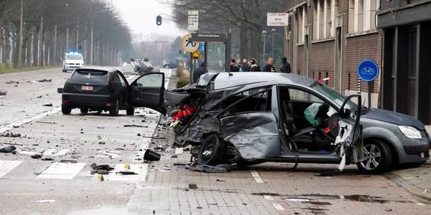 Carnage sur la route à Anvers: deux morts et plusieurs blessés - La DH