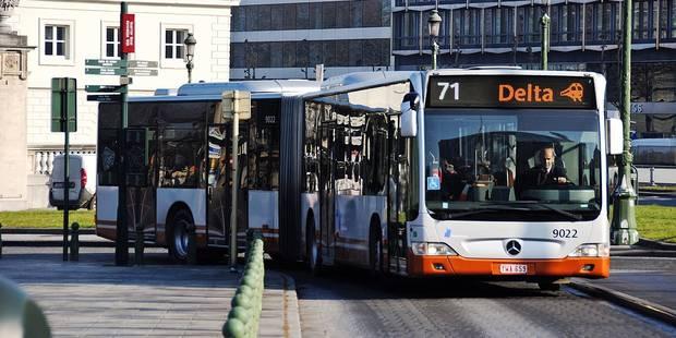 Le tram 71 fait machine arrière - La DH
