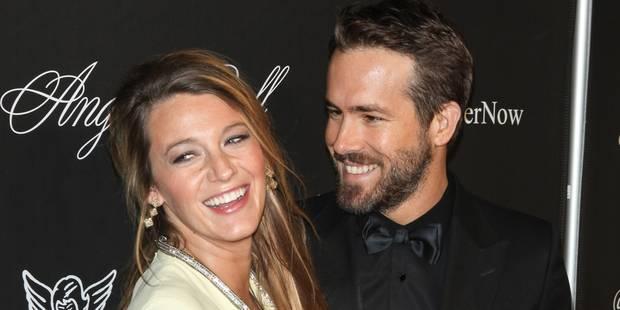 Ryan Reynolds révèle enfin le vrai prénom de sa fille avec Blake Lively - La DH
