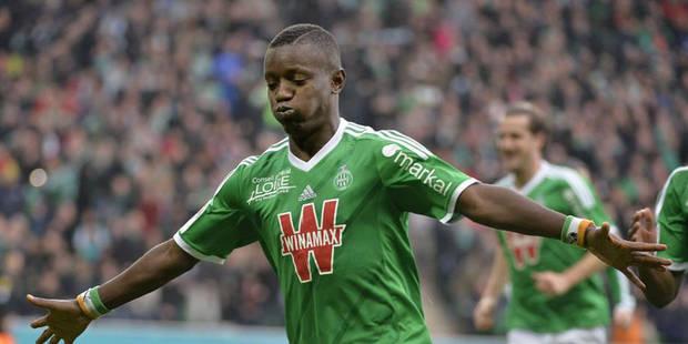 Ligue 1: Saint-Etienne est dans la course - La DH