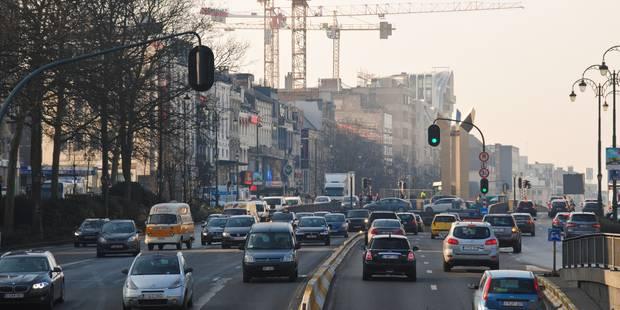 Quelles sont les villes belges les plus embouteillées ? (Infographies) - La DH