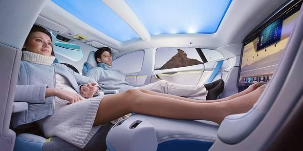 Une voiture autonome dès cette année - La DH