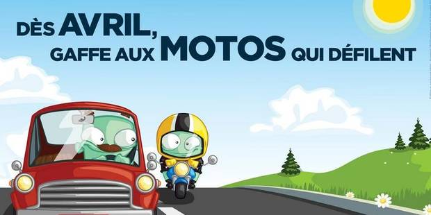 Découvrez les Ottos, nouveaux visages de la sécurité routière wallonne - La DH