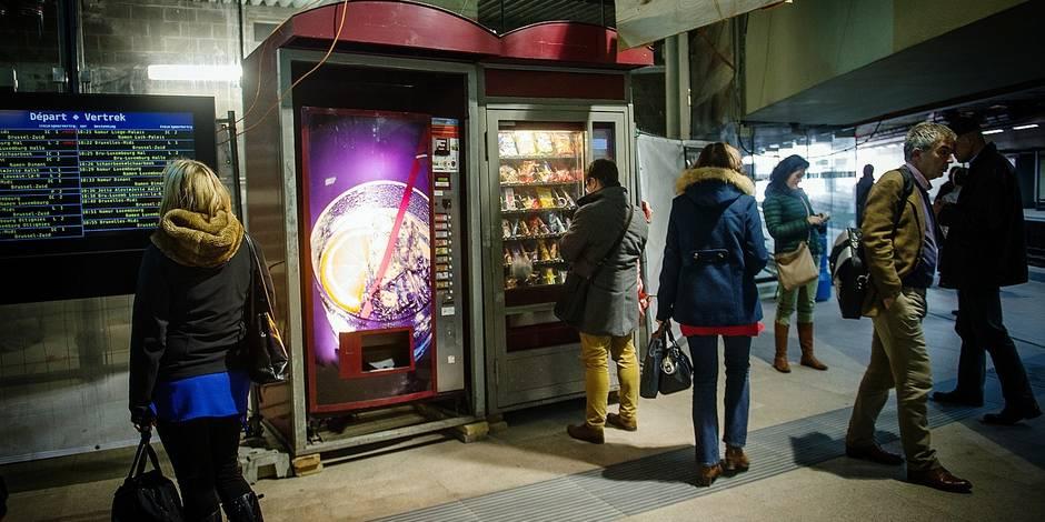 Les distributeurs d'alcool trop souvent hors la loi - La DH