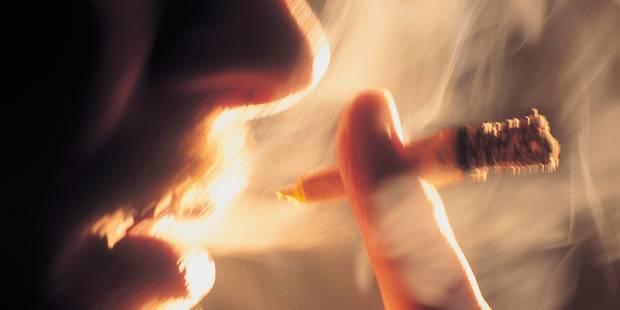 Un foyer sur trois est fumeur - La DH