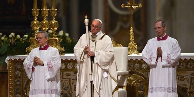 """Le pape dénonce les """"effusions de sang absurdes et la violence barbare"""" - La DH"""