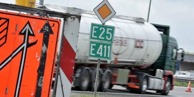 Voici les nouveaux chantiers qui vont perturber les autoroutes wallonnes - La DH