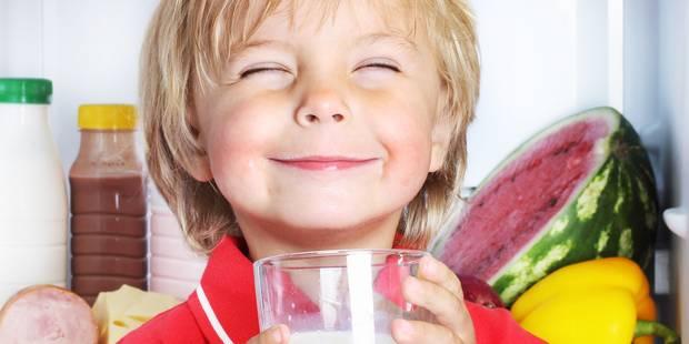 """""""Les messages alarmistes sur le lait relèvent du mythe"""" - La DH"""