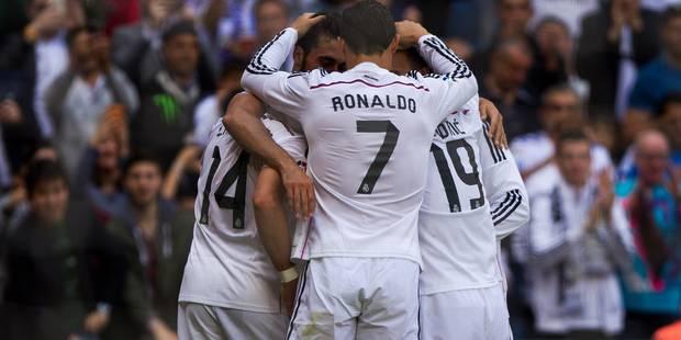 Liga: le Barça freiné avant le PSG, le Real grignote grâce à Ronaldo - La DH