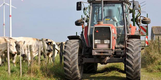 Une fillette de quatre ans meurt après avoir été percutée par un tracteur à Walcourt - La DH