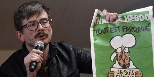 Booba contre Charlie Hebdo: Luz répond par un coup de crayon - La DH