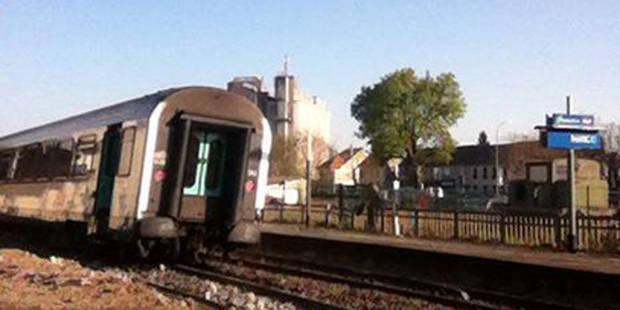 France: un train percute un poids lourd, une trentaine de blessés - La DH