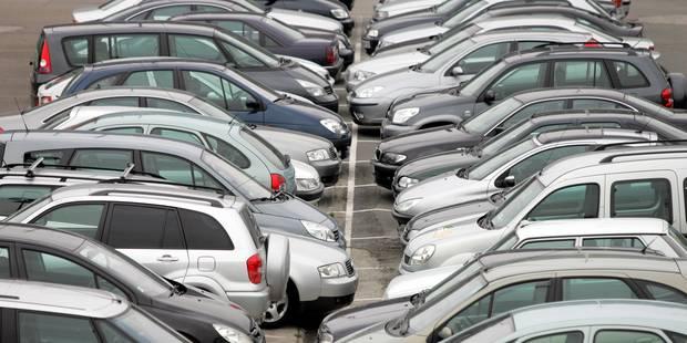Les places de parking des aéroports belges plus chers que dans les pays voisins - La DH