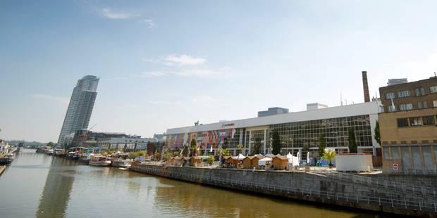 Le corps d'un homme repêché dans le canal à Molenbeek - La DH