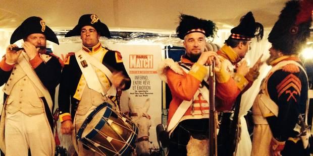 Dernière cavalcade vers Waterloo 2015 ! - La DH