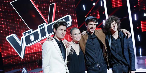 Dans les coulisses de la finale de The Voice France! - La DH