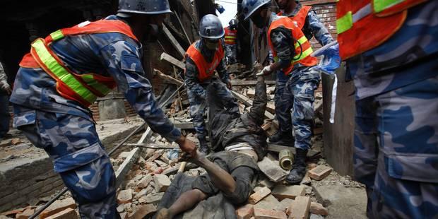 Népal: plus de 4.000 morts, toujours aucune nouvelle de 23 Belges - La DH