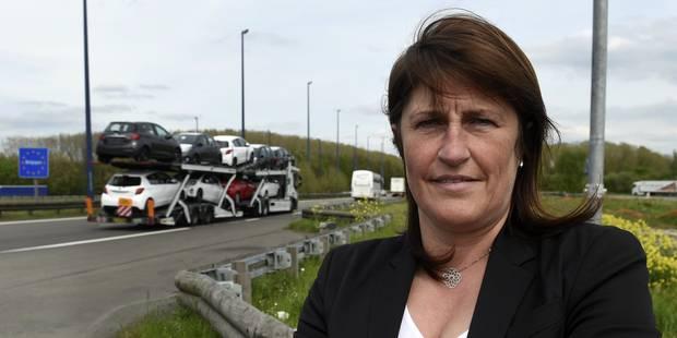Jacqueline Galant s'attaque à l'impunité au volant - La DH