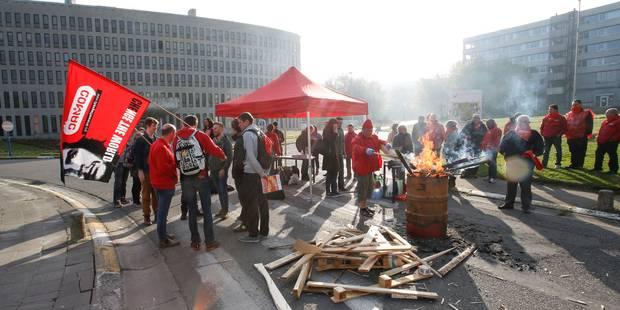 La FGTB rejette la grève générale du 12 mai - La DH