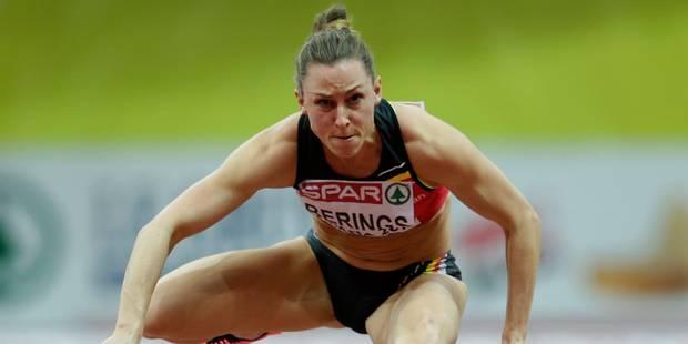Fin de saison pour Eline Berings, blessée aux ligaments croisés - La DH