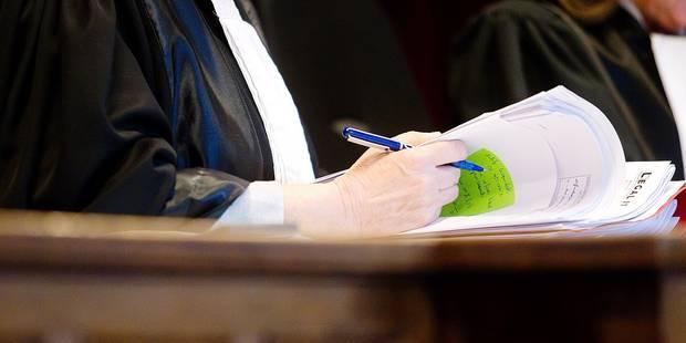 Fermeture provisoire de la justice de paix de Neufchâteau - La DH