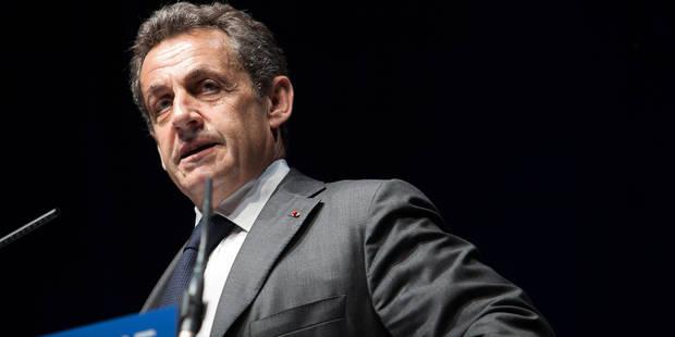 """Exit l'UMP, """"Les Républicains"""" est le nouveau nom du parti de Nicolas Sarkozy - La DH"""