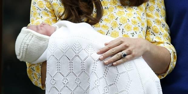 A quoi pourrait ressembler la princesse Charlotte ? - La DH