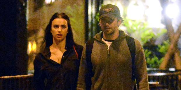 Bradley Cooper et Irina Shayk sont ensemble, la preuve en photo - La DH