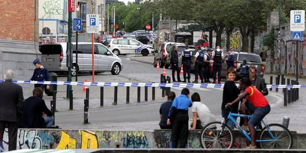 Fusillade devant l'école de la Princesse Elisabeth : le suspect interpellé - La DH