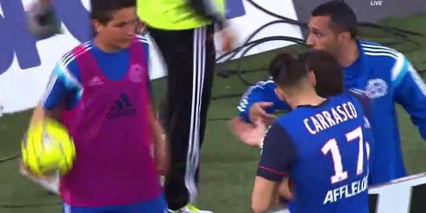 Moutinho veut célébrer son but, ce ramasseur de balles marseillais le ridiculise (Vidéo) - La DH