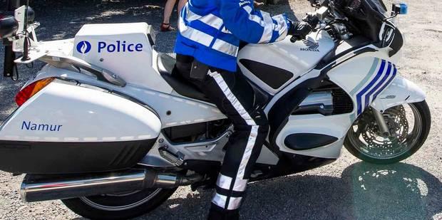 Beauraing: un cyclo perd la vie dans une collision avec une voiture - La DH