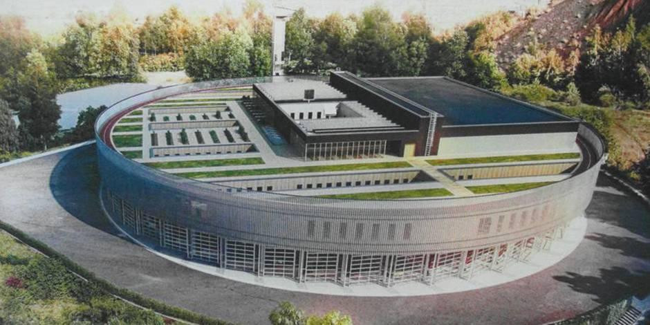 Charleroi: couac pour la construction de la nouvelle caserne des pompiers ! - La DH