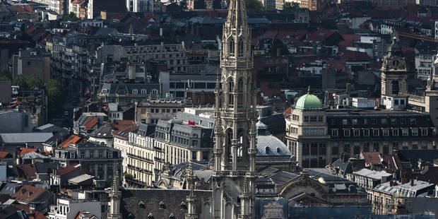 Bruxelles, 3e région la plus riche de l'Union européenne - La DH