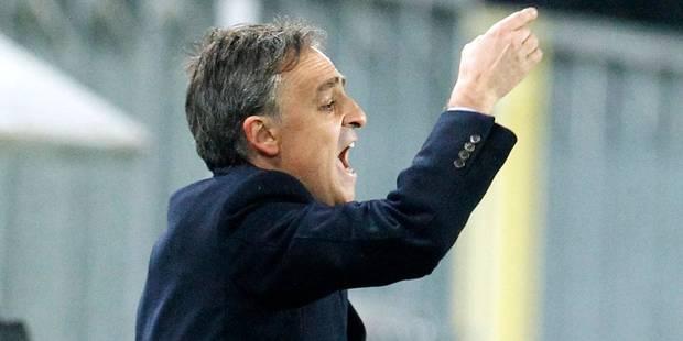 Emilio Ferrera reste comme entraîneur à Dender (D3) - La DH