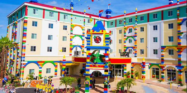 Le plus grand h tel d di l 39 univers lego a ouvert ses portes la dh - Le plus grand hotel du monde ...