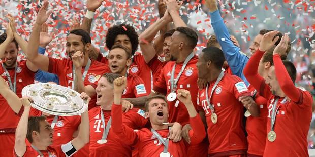 Bundesliga : Fribourg et Paderborn en D2, Hambourg barragiste - La DH