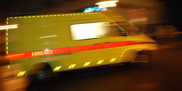 Un enfant grièvement blessé dans un accident à Leuze-en-Hainaut - La DH