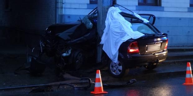 Dramatique accident à Havré - La DH