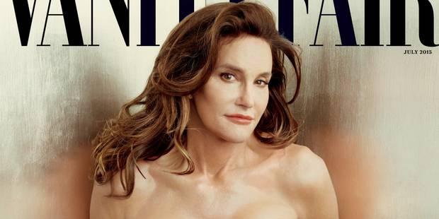 """""""Appelez-moi Caitlyn"""": Bruce Jenner révèle son nom et son corps de femme - La DH"""