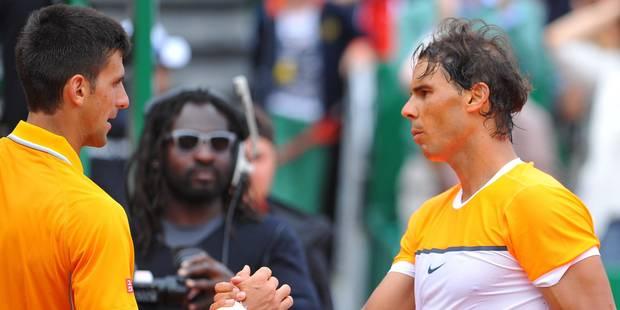 Djokovic-Nadal: deux monstres à Paris pour une seule place en demis - La DH