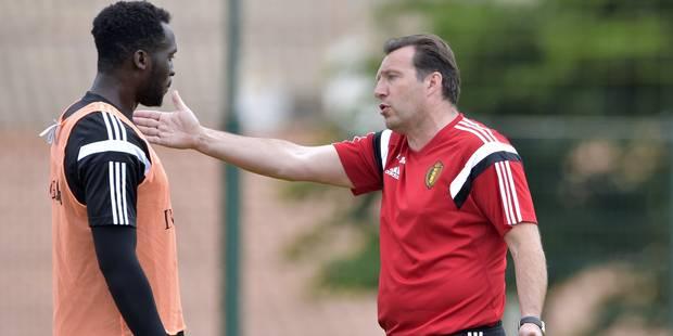 Lukaku titulaire face à la France ? - La DH