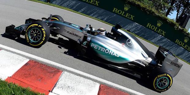 GP du Canada: la pole pour Hamilton, Vettel pénalisé - La DH