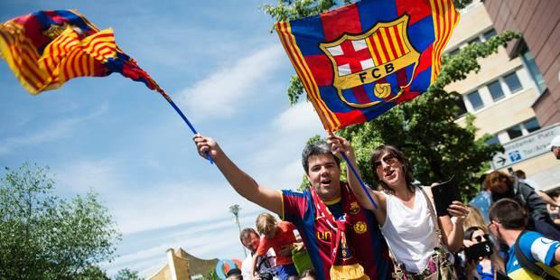 Le Barça se plaint de l'accueil à l'aéroport à Berlin après la victoire - La DH