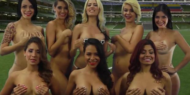 Au Venezuela, on sait comment encourager son équipe nationale (VIDEO) - La DH