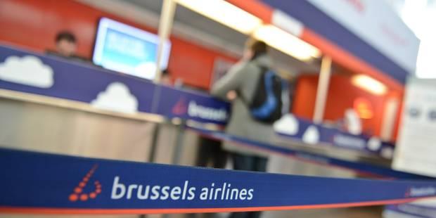 Boum du nombre de passagers chez Brussels Airlines - La DH